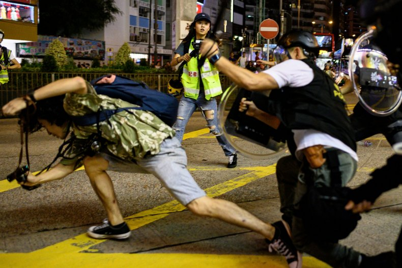Hong KOng, police, torture, violence, human rights
