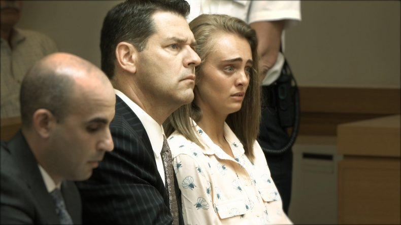 Michelle Carter Seeks Parole After Teen Texting Suicide Conviction