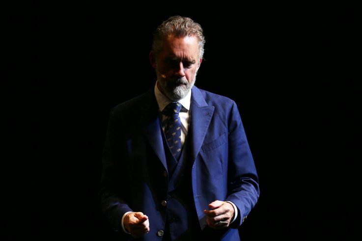 Jordan Peterson Checks into Rehab Following Wife's Cancer Scare: 'He Looks Like a Lost Puppy'