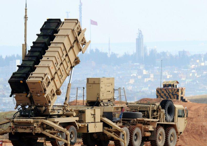 Russia, patriot, missile, Iran, Saudi Arabia, US