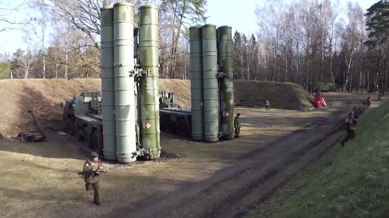 russia air defense baltic fleet