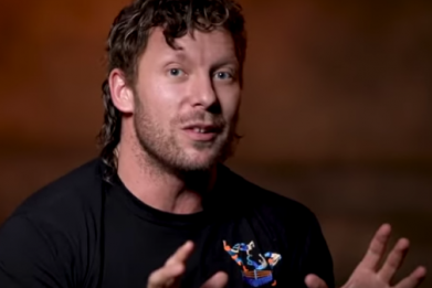 kenny omega interview aew nxt