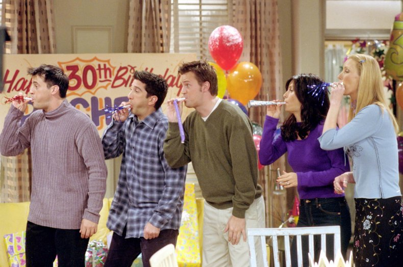 12 Stars That Appeared on 'Friends' Over the Years
