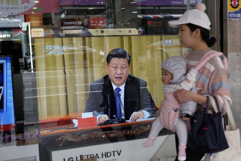 taiwan china xi jinping reunification