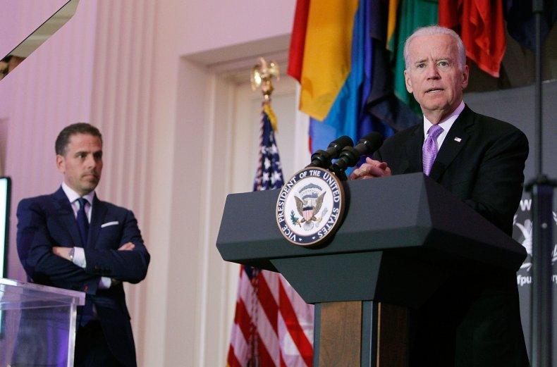 Joe Hunter Biden