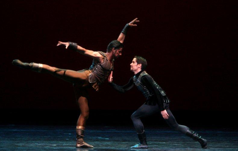 Sascha Radetsky  dance