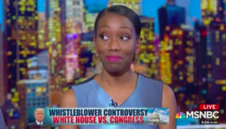 MSNBC Tara Dowdell