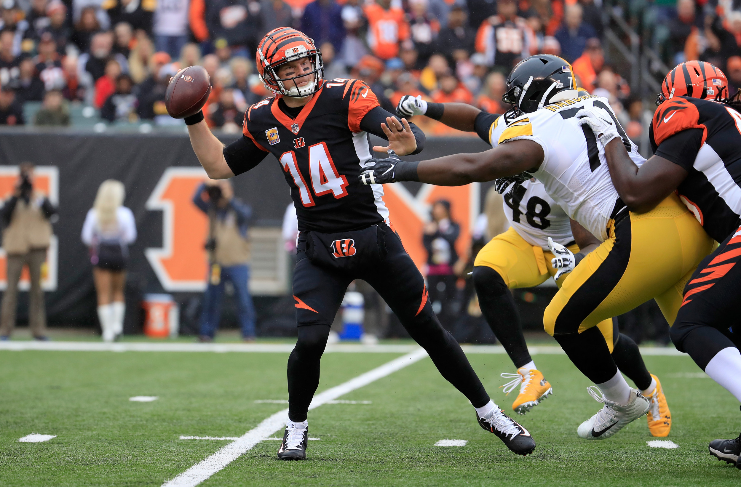 Nfl Monday Night Football Where To Watch Cincinnati Bengals
