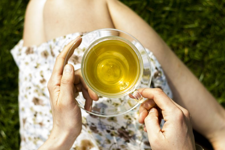 tea, green tea, drink, health, stock, getty