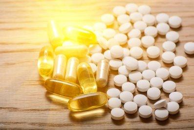 vitamin d, fish oil, stock, getty,