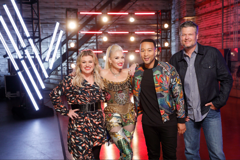 Find Out Which Teams Contestants Chose on 'The Voice' Season 17 Premiere