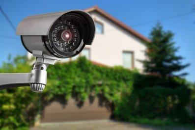 home security, surveillance, cameras