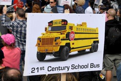 21st Century School Bus