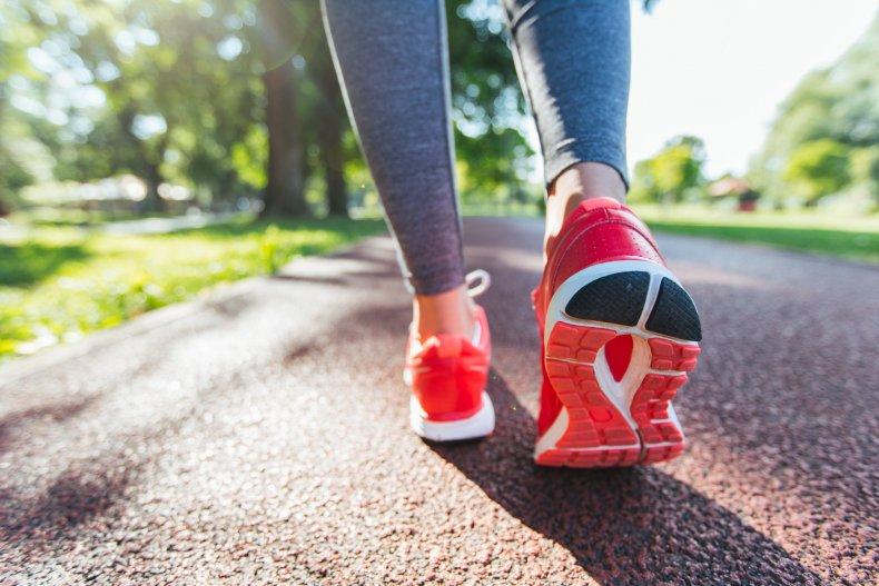 park, running, exercise, fitness, stock, getty