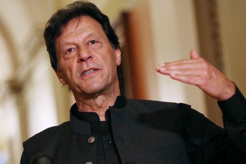 Imran Khan, Pakistan, US, war on terror
