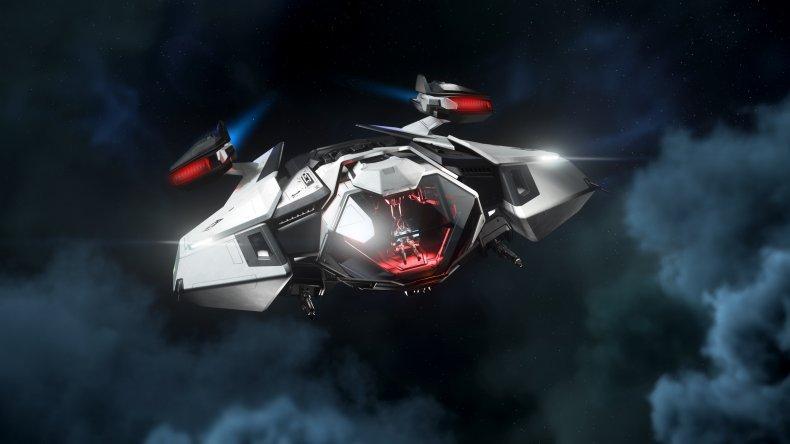 star citizen rsi mantis space