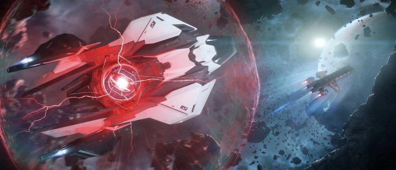 star citizen rsi mantis quantum enforcement effects
