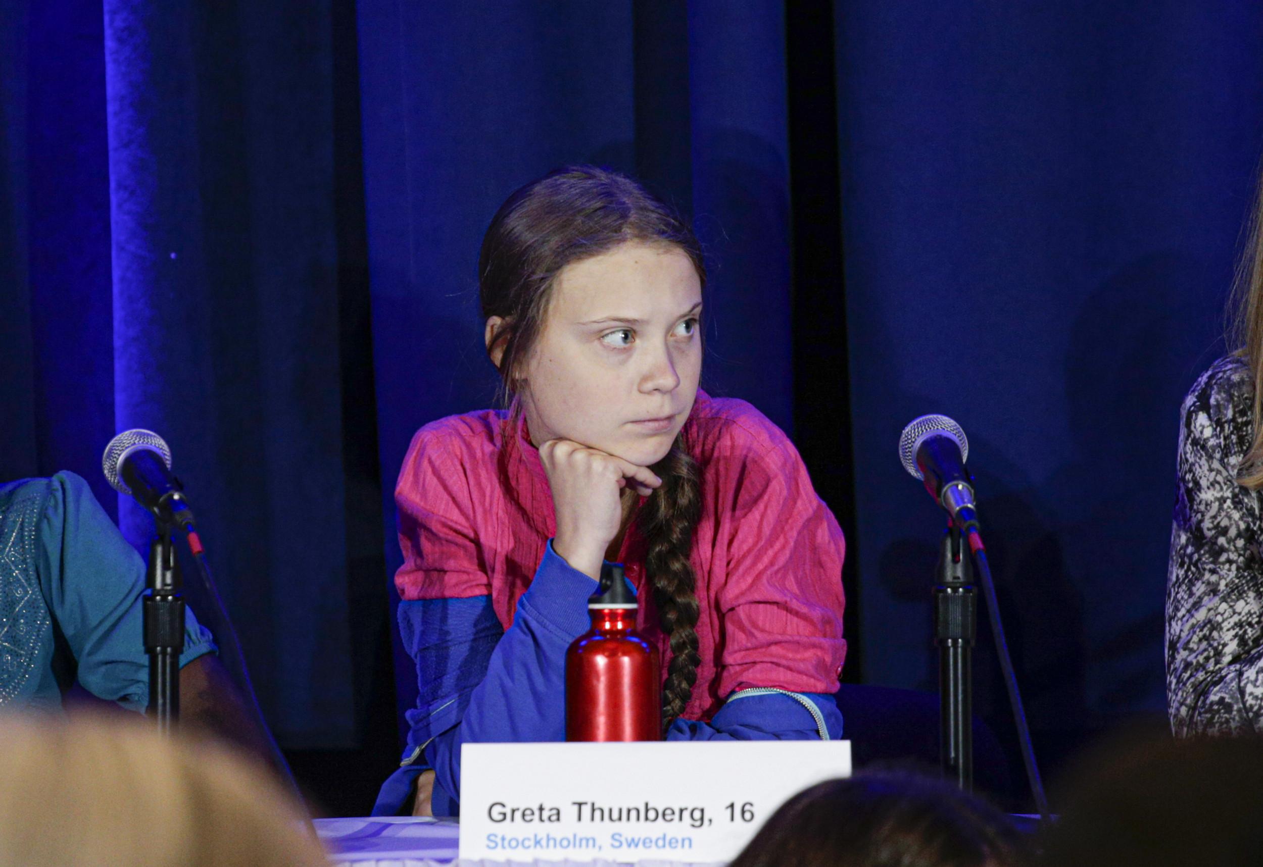 Melania Trump's anti-bullying slogan #BeBest trends after Donald Trump mocks 16-year-old climate activist Greta Thunberg