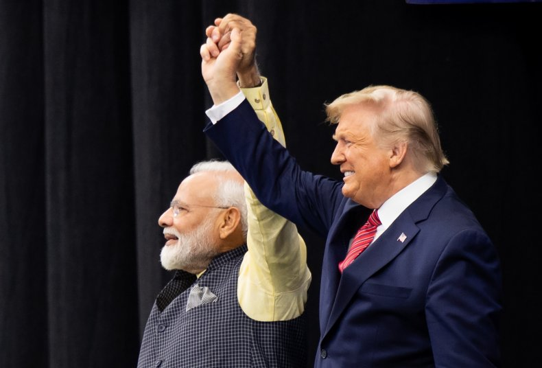 Narendra Modi, Donald Trump, India, Christians, persecution