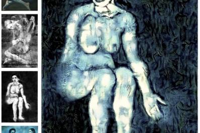 picasso-blue-period-hidden-image