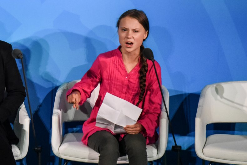 Greta Thunberg UN Climate Action Summit