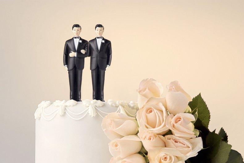 wedding cake gay marriahe