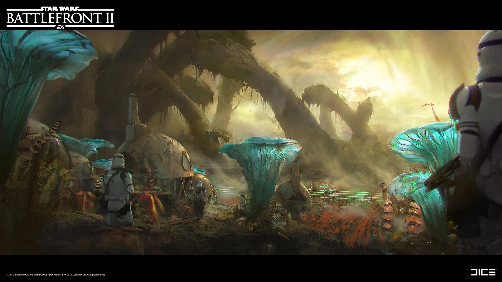 Star Wars Battlefront 2 Update 1 38 Adds Co Op Instant Action