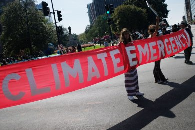 Climate March DC September 23 2019