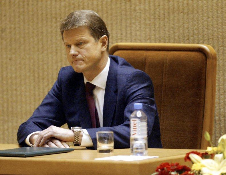 lithuania president rolandas paksas impeached