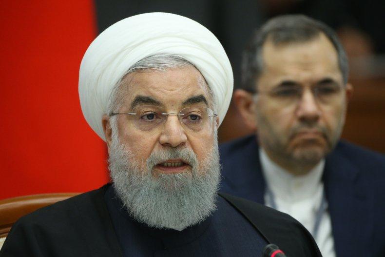 Iran, hassan rouhani, united nations