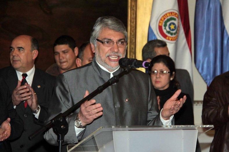 paraguay president fernando lugo impeachment