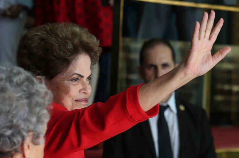 brazil president dilma rousseff impeachment