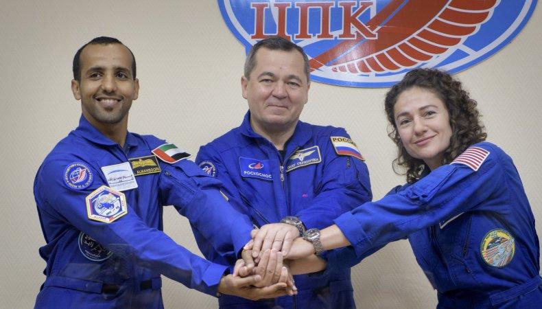 NASA, international space station, jessica meir