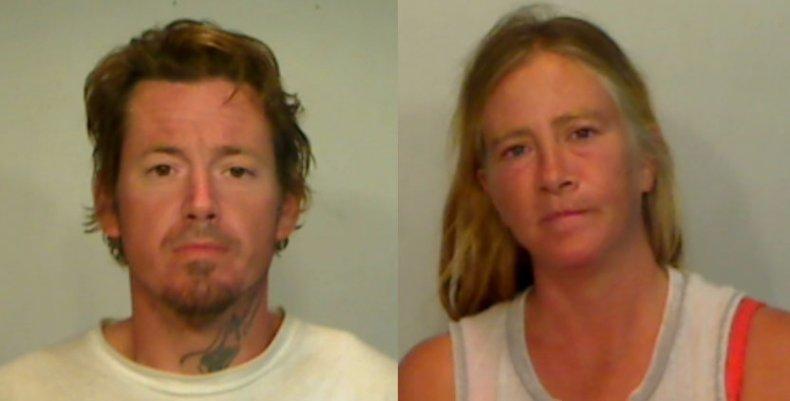Key West Sex Couple