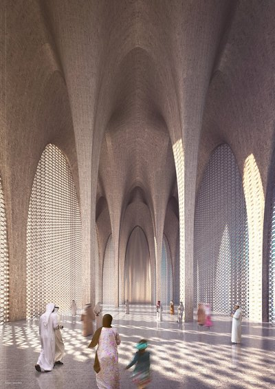 Abrahamic Family House mosque abu dhabi