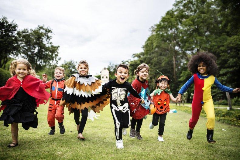 halloween, costumes, trick or treat