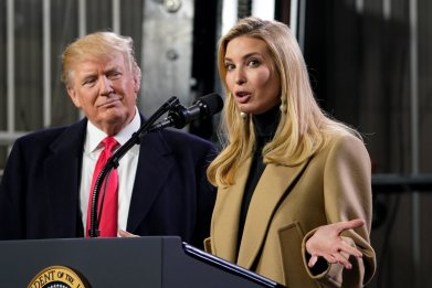 Ivanka Trump Tweets Impeach