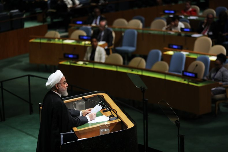 iran president rouhani united nations