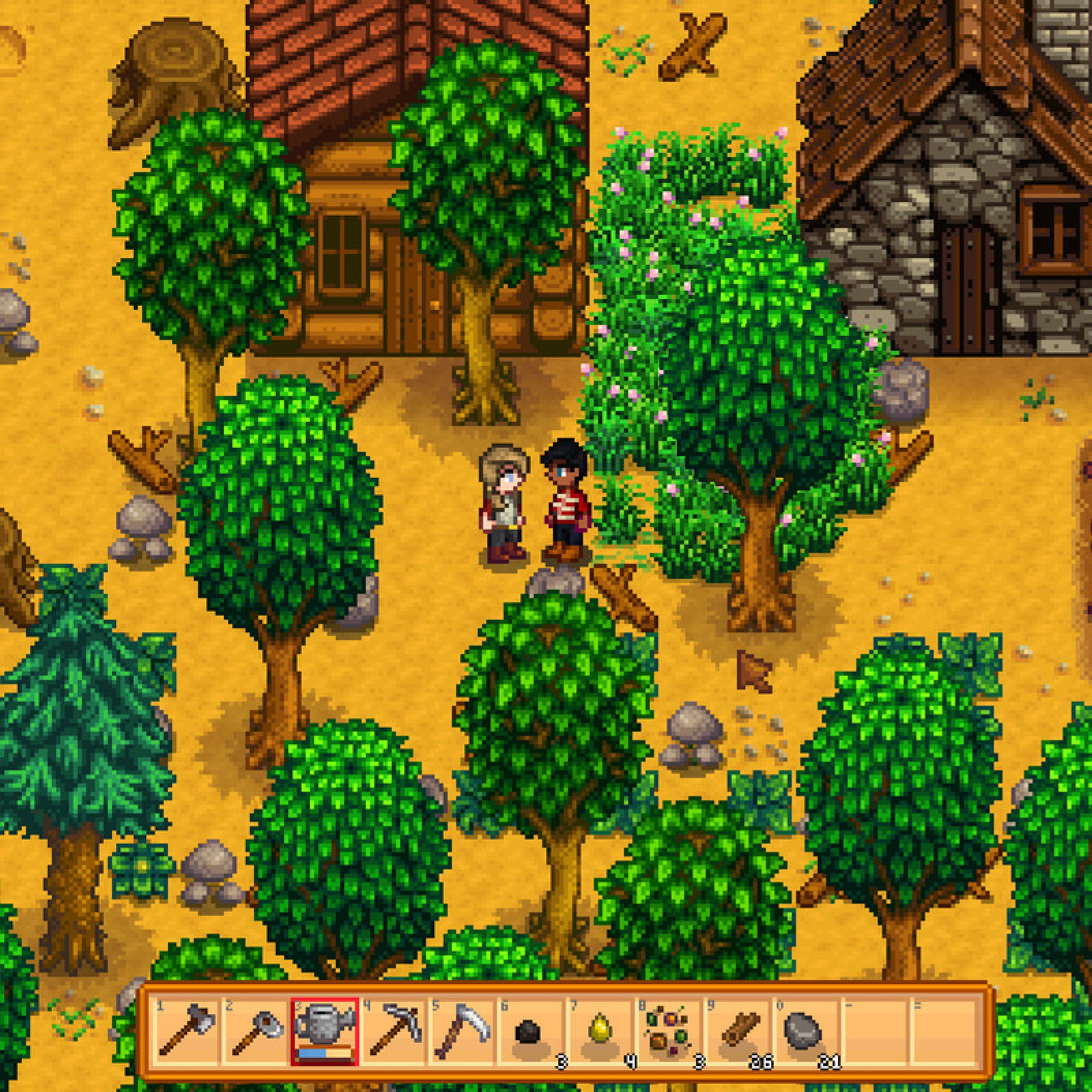 Stardew Valley Ps4 Update Is More Than Multiplayer Night