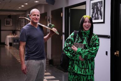 Watch Woody Harrelson Host 'SNL' Season 45 Premiere