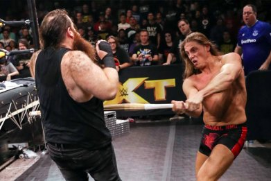 nxt matt riddle vs killian dain
