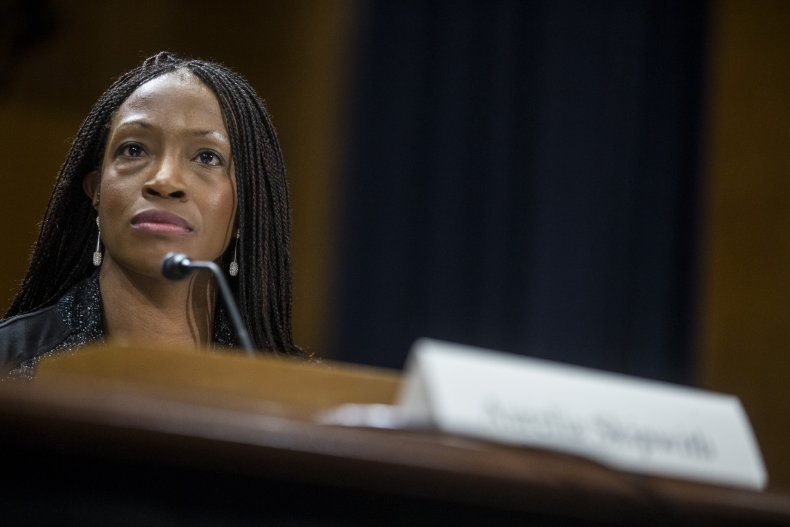 Confirmation Hearing Aurelia Skipwith