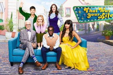 the good place season 4 cast
