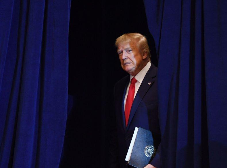 Donald Trump Whistleblower Complaint Appendix