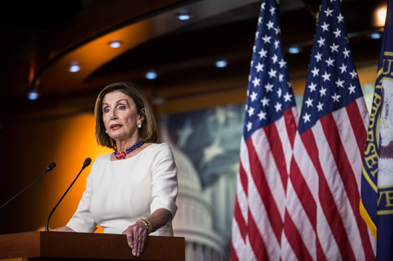 nancy pelosi announces impeachment inquiry against trump