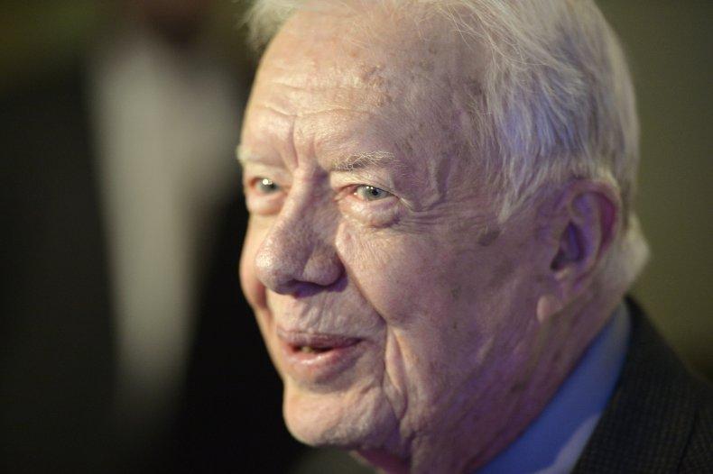 Jimmy Carter 95th Birthday 2019