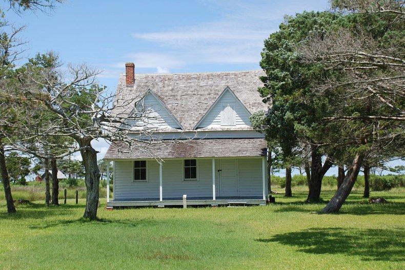 Walker & Sarah Styron House