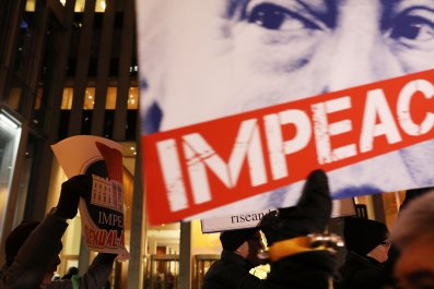 Protesters Demand Impeachment Over Sexual Assault Allegations