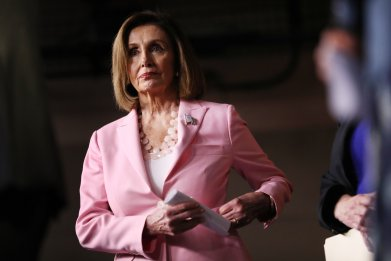 democrats warn trump stop threatening whistleblower