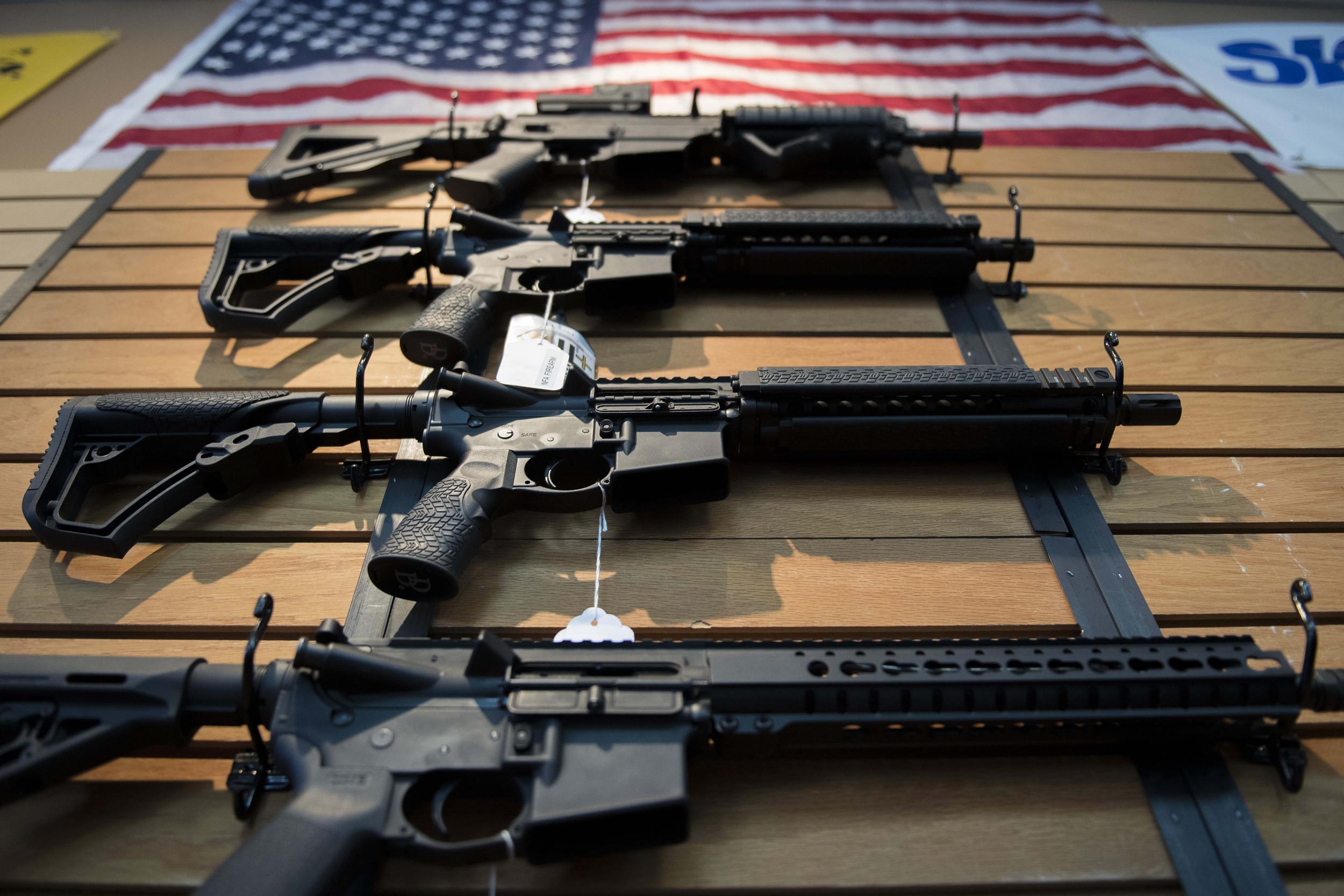 assault weapons ban 2020